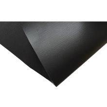 Tissu en fibre de verre en PVC ignifuge