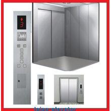 Großer Raum und glatter Auto & Cargo Aufzug Aufzug zum Verkauf