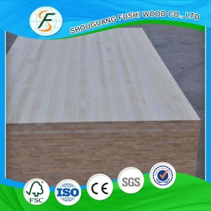 Chile Radiata Pine Gluam Board