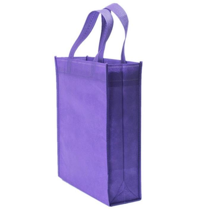 Purple packing nonwoven fabric