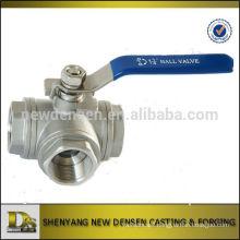 OEM supply customized ball valve