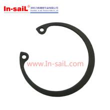 Achsen und Wellen DIN472 Black Oxide Clamp Circlips