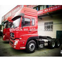 Cabeza del tractor de 80T 6x4 Dongfeng / camión del tractor de Dongfeng / cabeza del camión de Dongfeng / tractor de la remolque de Dongfeng / carro de la grúa de Dongfeng / cabeza de Dongfeng