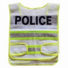 Reflective safety vests, different sizes/patterns are available