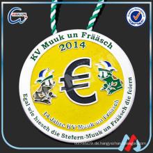 Billige benutzerdefinierte Medaillen von Zink-Legierung