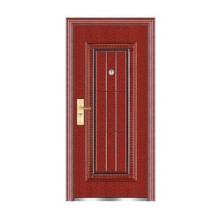 Steel Security Door with Accessories