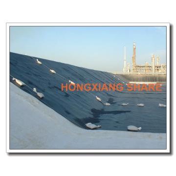 Высококачественная водонепроницаемая ПВХ-ПЭНД LDPE LLDPE EVA Geomembrane в продаже