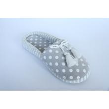 Zapatillas interiores para mujer con estampado