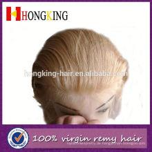 Top Front Lace Perücke Menschen in China hergestellt
