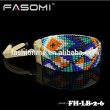 professional handmade jewelry manufactuer custom soundwave bracelet