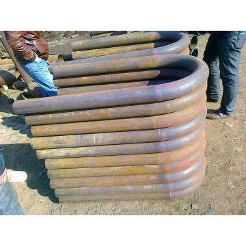 180 degree carbon steel Bend Pipe