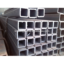 Quadratischen Stahlrohr gute Qualität Zinkmantel nahtlose quadratischen Rohr verzinkt