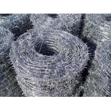Alta qualidade galvanizado arame farpado fornecedor