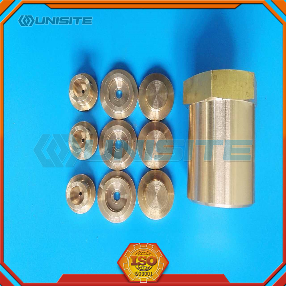 High Precision Brass Components