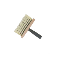 THB-016 PET filament Ceiling Brush Black Plastic Handle Ceiling Brush