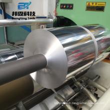 Rouleau de jambo de papier d'aluminium de haute qualité par caisse en bois 2500 kilogrammes avec le prix bas