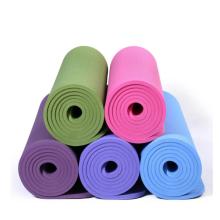 Commercial manufacturer NBR Yoga mat  for gym club