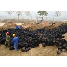 Sacos Ecológicos Amigáveis Do Eco Do PP Pet Saco Da Proteção Do Slop Do Geobag