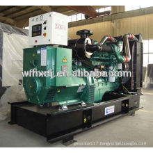Hot sales of generator 220 kva with CE ISO