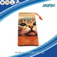 Factory Microfiber Sprctacle Drawstring Pouch