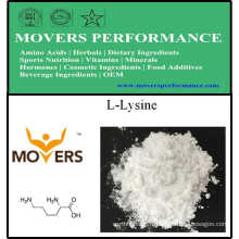 Factory Supply Food Acides aminés L-Lysine / L-Lysine HCl