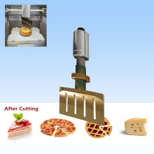 Ultrasonic System Using for Cutting Cake