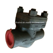 ANSI Forged Steel A105 Rosca final NPT Lift Check Valve
