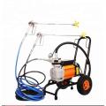 цена завода электрический безвоздушный покрасочный распылитель машина