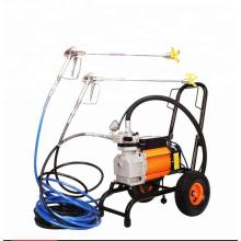 machine de pulvérisateur de peinture airless électrique de prix usine