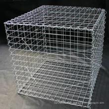 Fabriqué en Chine usine vente galvanisé soudé maille / Gabion panier