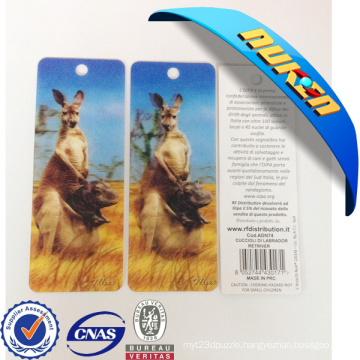 2015 Promotional Hot 3D Bookmark for Accessories