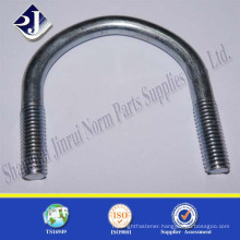 u bolt clamp galvanizing