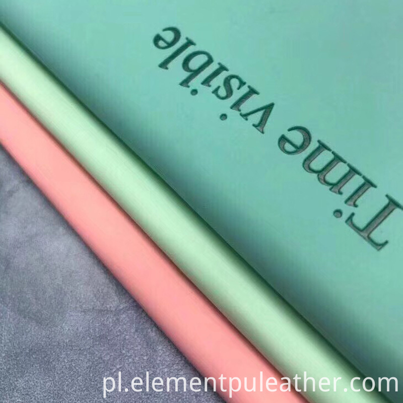 Silicone PU Leather