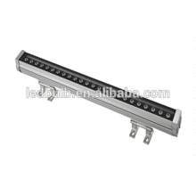 IP66 waterproof washer Outdoor light Bar,RGB led Washer Light