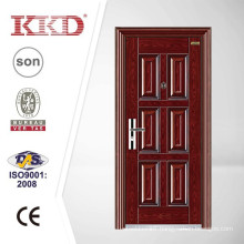Steel Entry Door KKD-307 for Residential Security with CE
