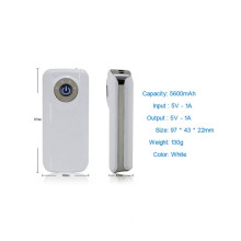 Power Bank 5600mAh USB / External Backup Battery Pack Charger The Mobile Power Portable Power Supply