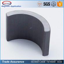 Customized Shape MnZn/NiZn Soft Ferrite Magnet for DC Motor