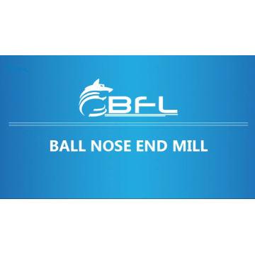 Инструмент BFL CNC Ballnose Endmill для вырезывания металла, металла работая концевые фрезы канавки носа шарика CNC