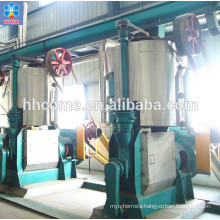 Fully automatic cottonseed oil pressing machine, oil refining machine,