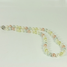 China Exporter for Pearl Bead Necklace Fake Pearl Necklace for Party Favor export to Latvia Factory