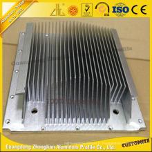 Chine Fournisseur en aluminium dissipateur de chaleur pour la thermolyse