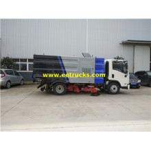 FAC 8000L Street Cleaning Vacuum Trucks