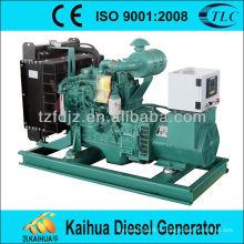 puissance générant 4BTA3.9-G2 DCEC type ouvert refroidi à l'eau CE approuvé 20KW KH-20-GF