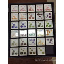 Nano Sital Color Gemstone for Jewelry