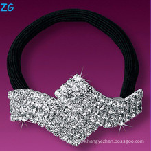 Luxurious full crystal wedding headband, french hair band, ladies rhinestone bridal hair band