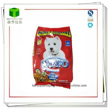 Sacs de nourriture pour animaux de compagnie de haute qualité