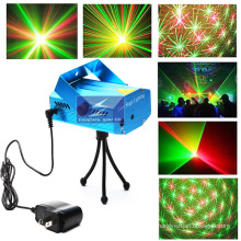 Светодиодный лазерный светильник для Chrsitmas Disco Dance Party