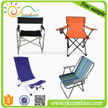Wholesale Aluminum Chair,600D Polyester Outdoor Chair,Folding Director Chair