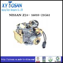 Engine Carburetor pour Nissan Z24 16010-21g61