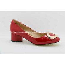 Spezielle attraktive mittlere Ferse Damen Schuhe